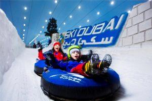 Snowpark at Dubai