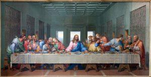 The Last Supper, Leonardo Da Vinci, Santa Maria Delle Grazie, Milan, Italy