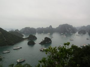 The Tip Top Island, Halong Bay