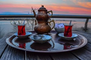Lovely Turkish Tea, Istanbul