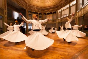 The Whirling Dervish Ceremony