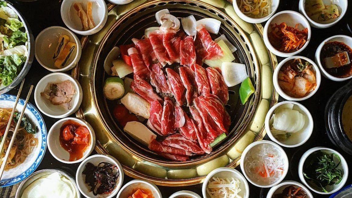Where to eat Korean BBQ in Los ANgeles, USA