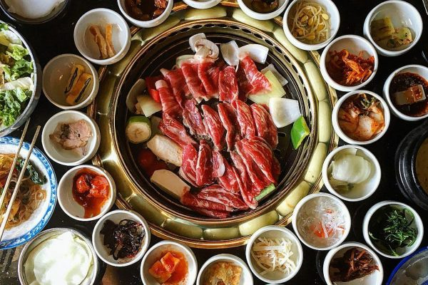 Where To Eat The Best Korean BBQ In Los Angeles, California