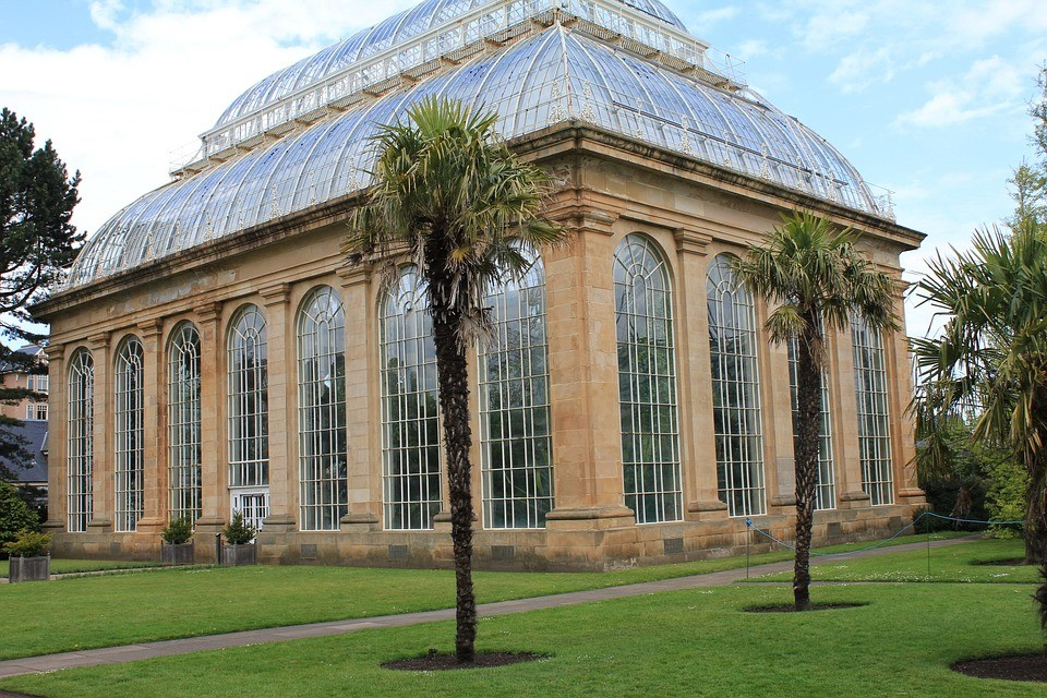 Edinburgh's Royal Botanic Garden is home to one of the biggest plant life collections in the world
