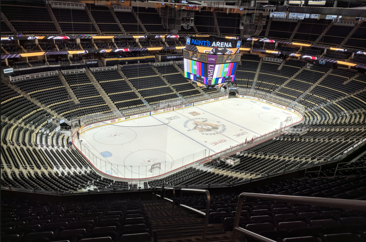 If you happen to be a hockey-enthusiast, take a trip to the PPG Paints Arena to visit the esteemed home of the city's NHL team, the Pittsburgh Penguins