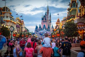Disney's Magic Kingdom, Orlando, Florida