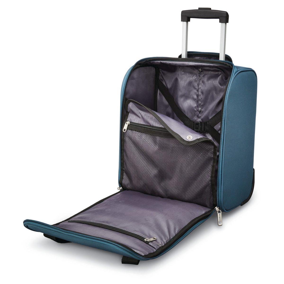 Samsonite under-seat luggage