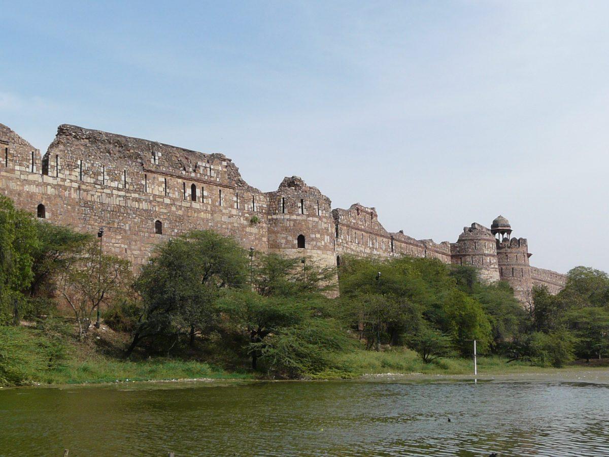 Old Fort (Purana Qila), New Delhi, India