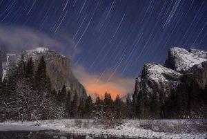 Camping, Yosemite National Park