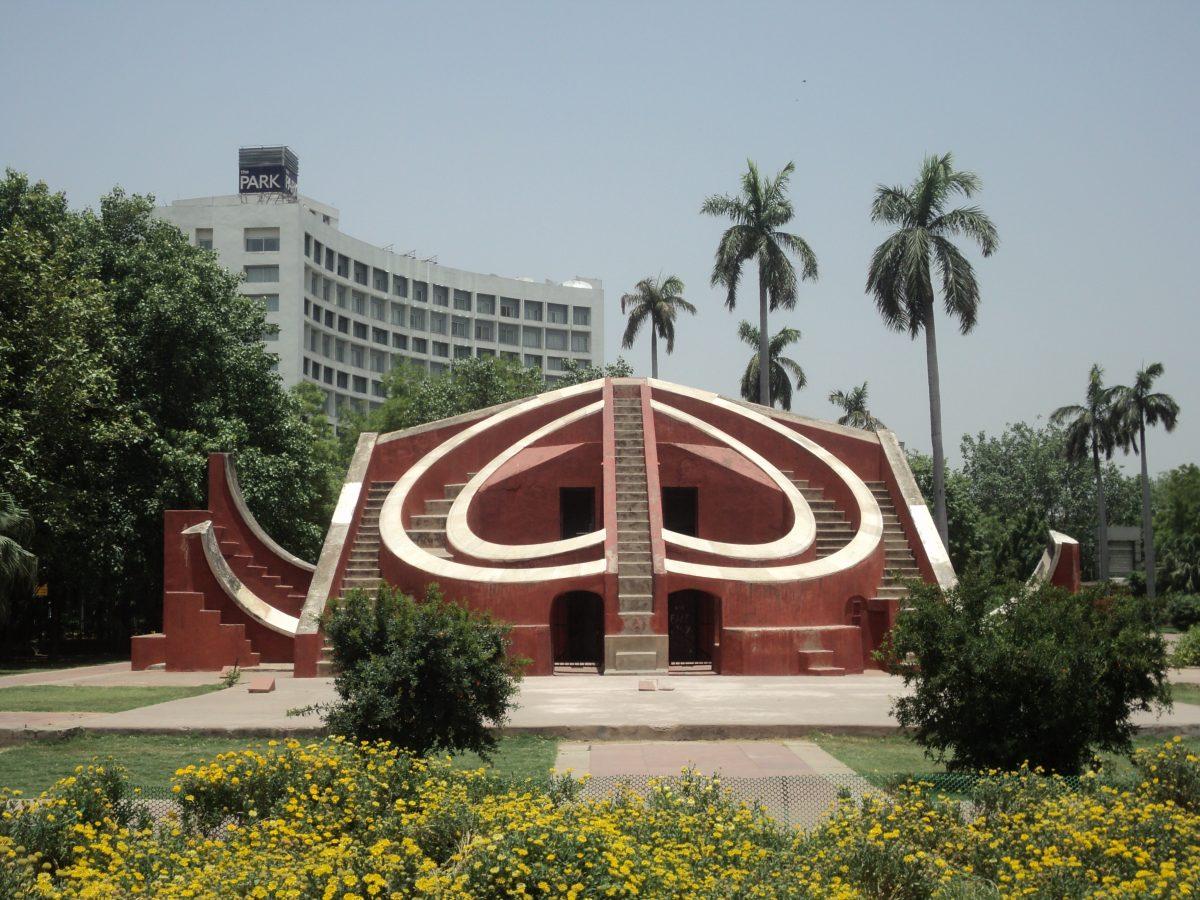 Jantar Mantar, New Delhi, India