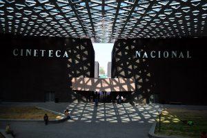 Cineteca Nacional, Mexico City
