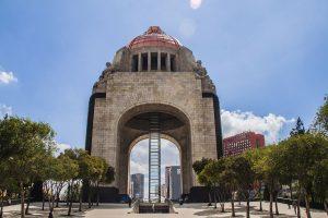 Revolution Monument, Monumental Sunrises, Mexico City