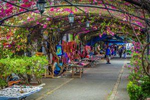 Estaban Huertas, Panama City, Shopping, Paseo De Las Bovedas