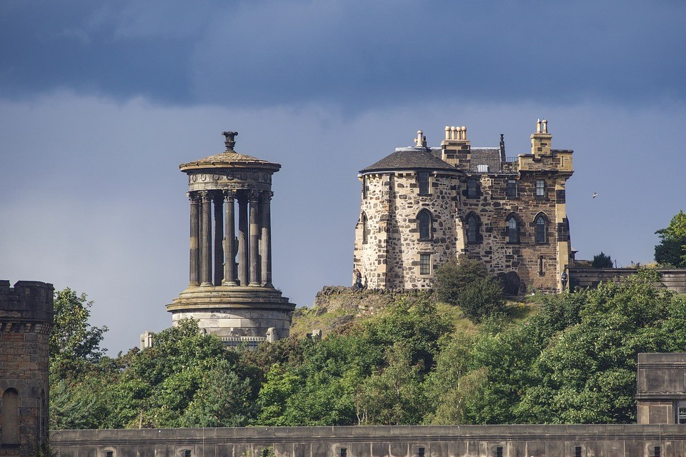 Edinburgh's Calton Hill is an important site as it is home to the headquarters of the Scottish government and other significant monuments
