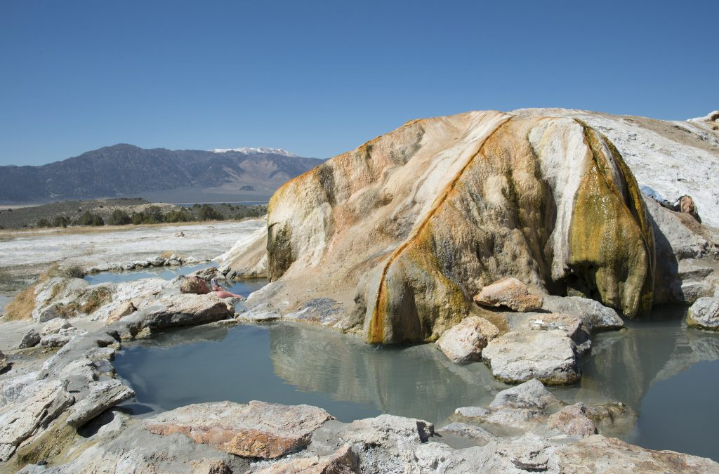 Travertine Hot Springs, Best Hot Springs In U.S., California