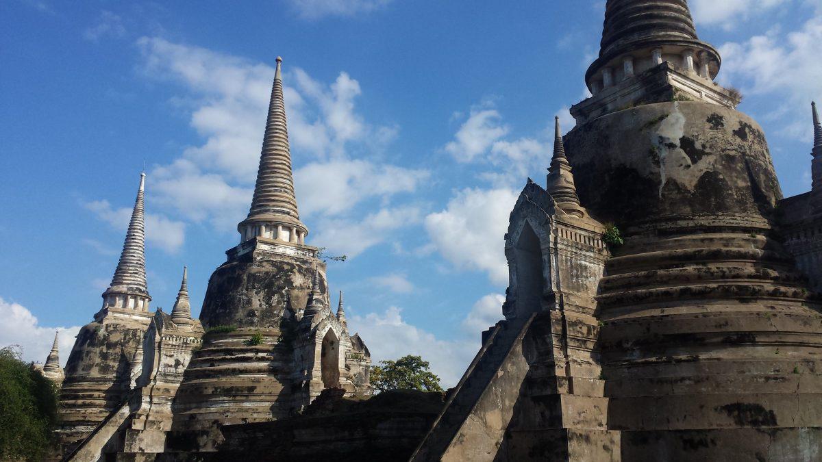 The mighty Ayutthaya