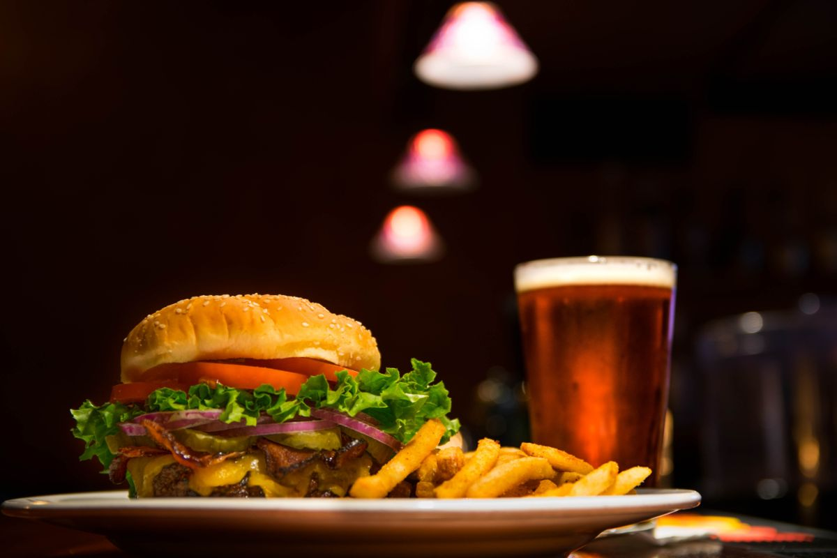 Great burgers in Orlando