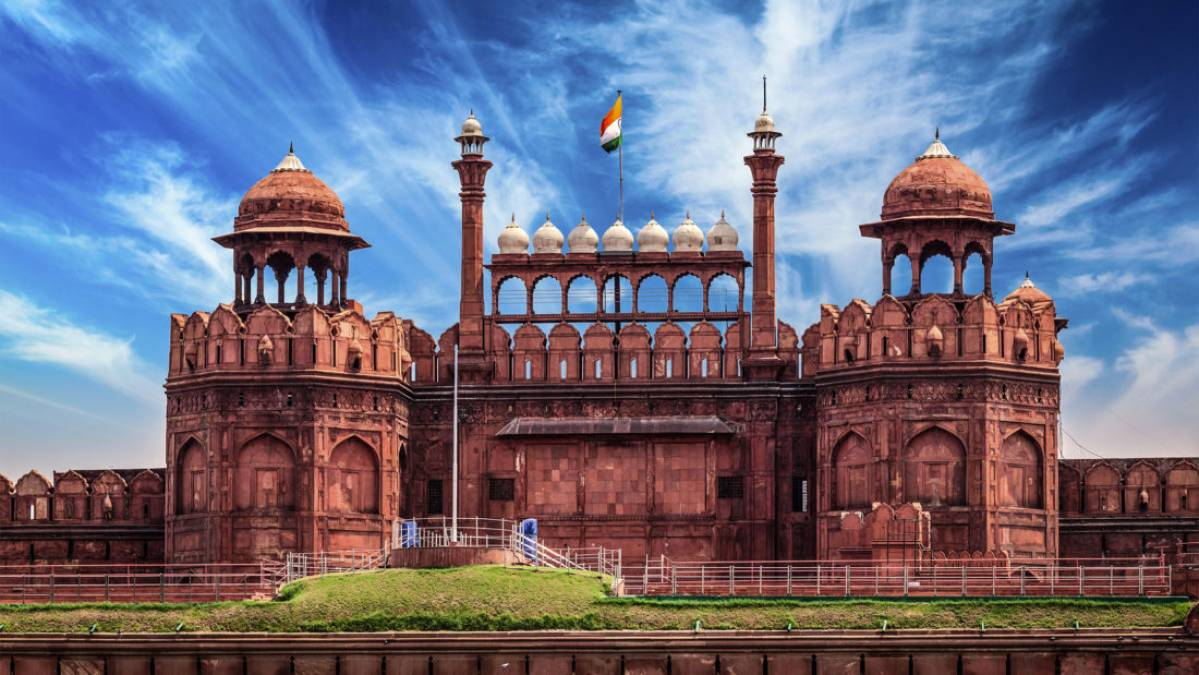 Red Fort (Laal Qila), New Delhi , India