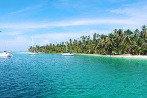 San Blas Islands, Beaches, Panama City