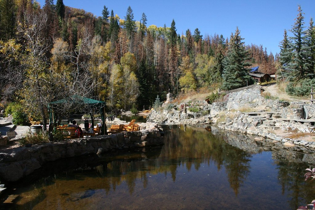 Strawberry Park Hot Springs, Colorado, Best Hot Springs U.S.