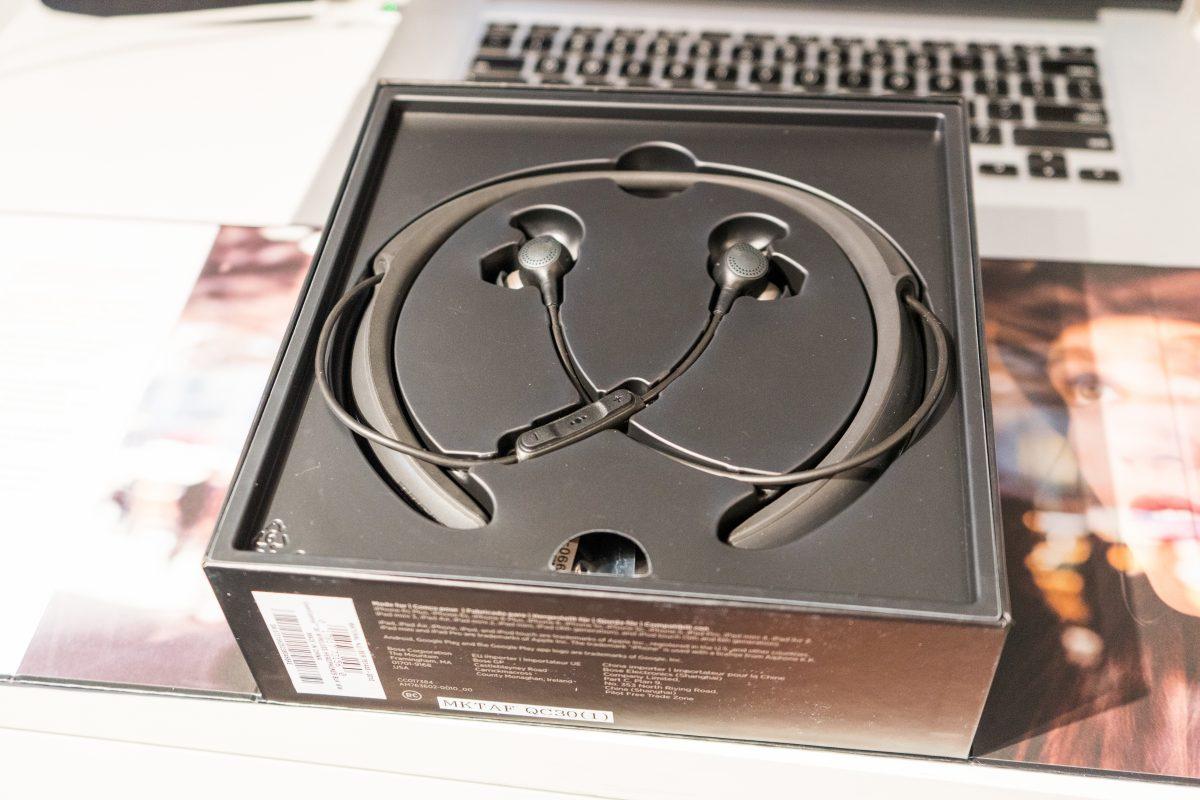 Bose QuietControl 30 Earbuds