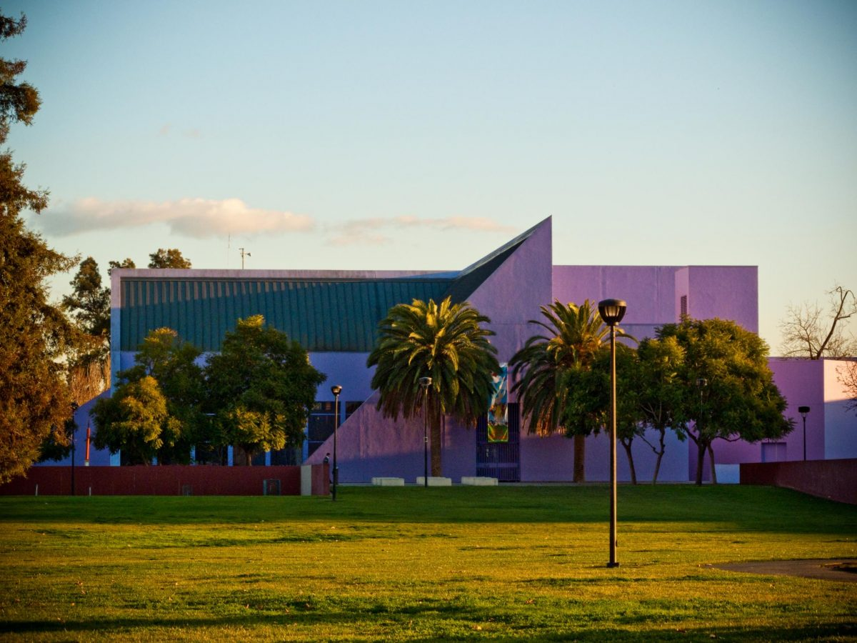 The Children's Discovery Museum at Guadalupe River Park in San Jose