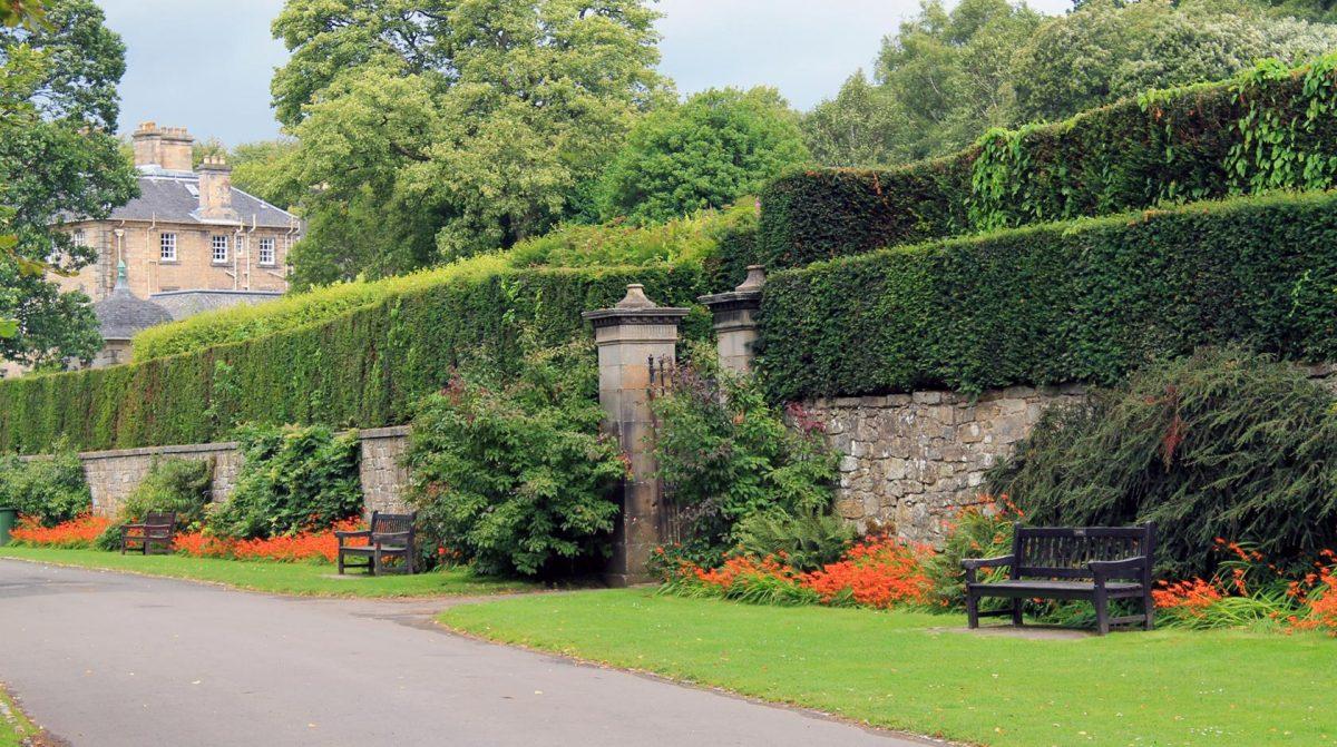 Pollock Country Park, Glasgow, Scotland