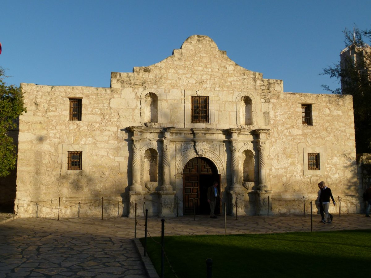 Only a short walk from downtown, the Alamo is a great place to visit with kids and family
