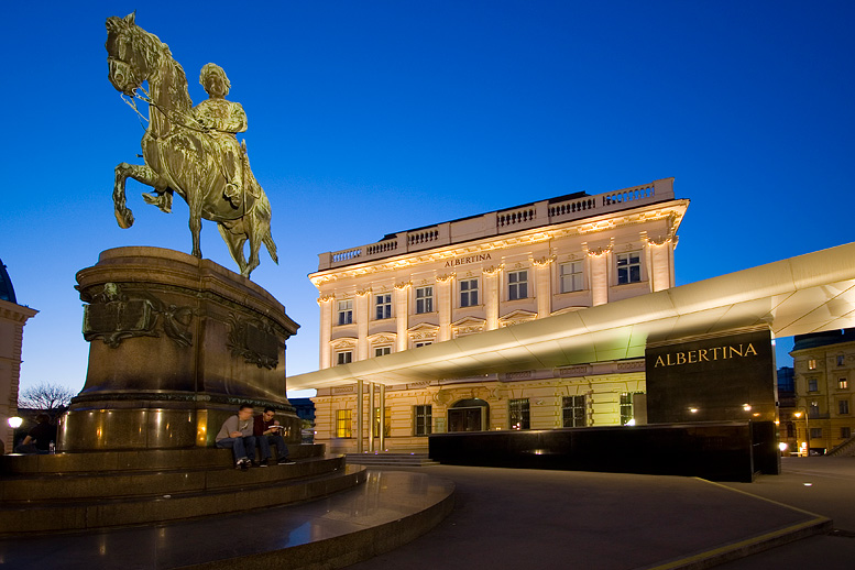 From Monet to Picasso and a collection of 65,000 drawings, the Albertina Museum has more than enough to satisfy your art cravings for the day
