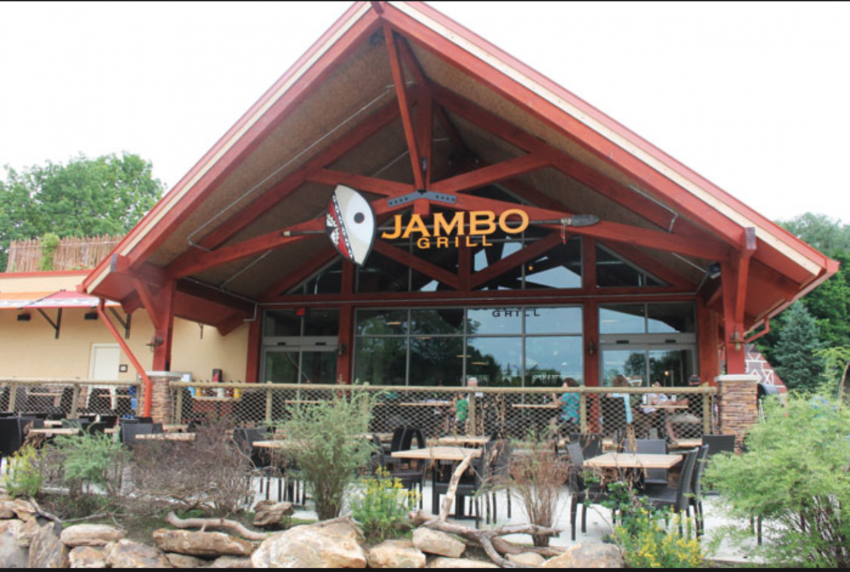 Jambo Grill offers healthy and tasty meals and snacks in a friendly-family environment