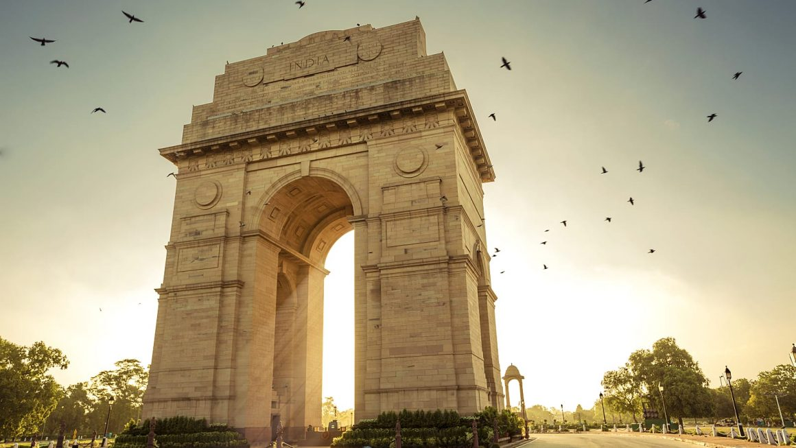 India Gate , New Delhi, India