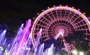 ICON Orlando, Coca-Cola Eye Orlando, Orlando, Florida