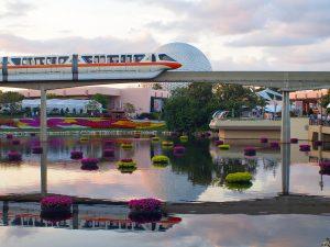 Epcot, Orlando, Florida