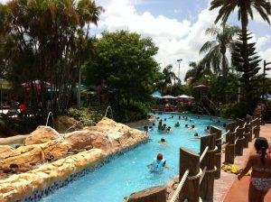 Aquatica Orlando, Orlando, Florida