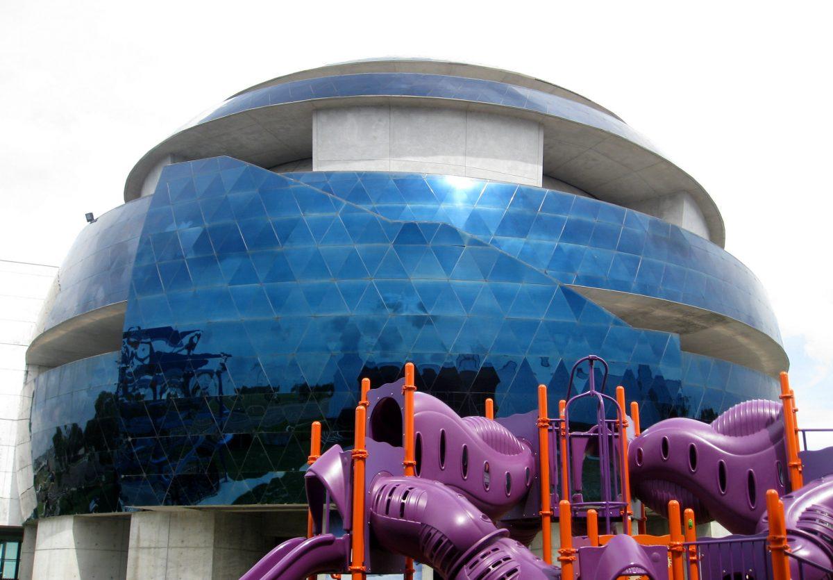 MOSI IMAX Dome