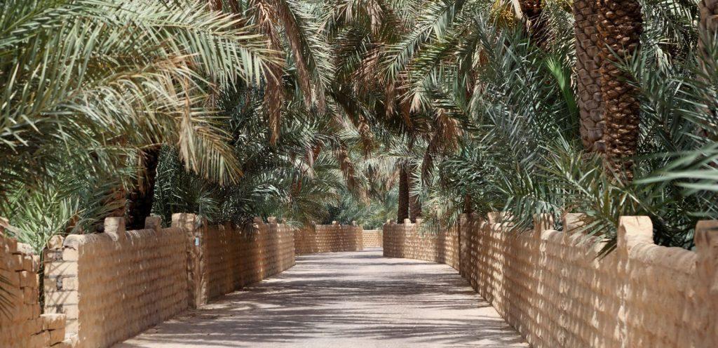 Al Ain Garden city, Weekend Getaway, Dubai