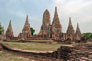 Ayyutthaya ruins, Weekend getaways from Bangkok
