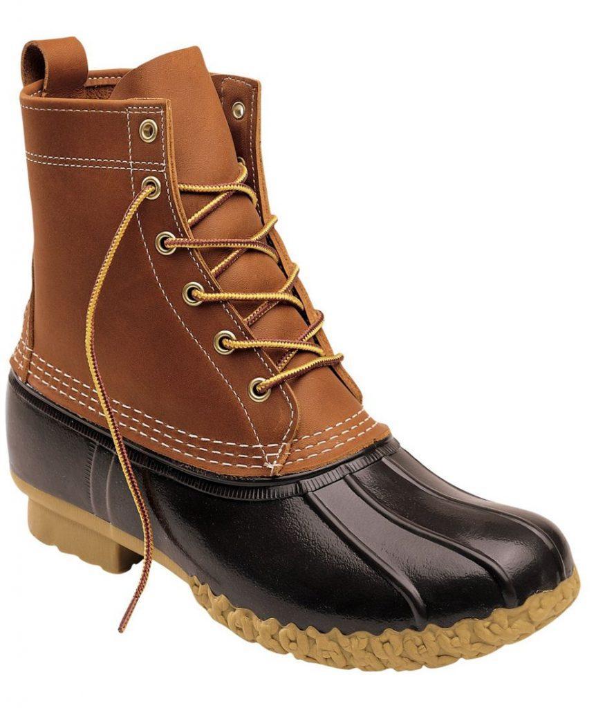 L.L. Bean, Duck Boots For Men