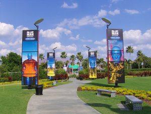 Blue Man Group, Blue Man Theatre, Orlando, Florida