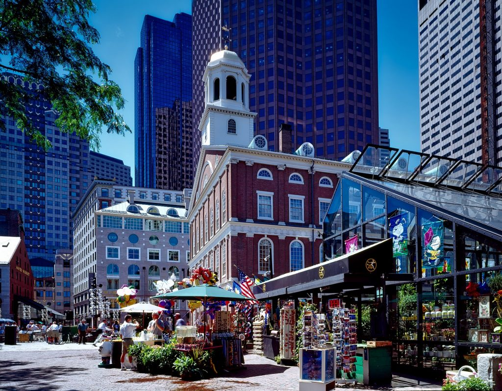 Boston Faneuil Hall Marketplace