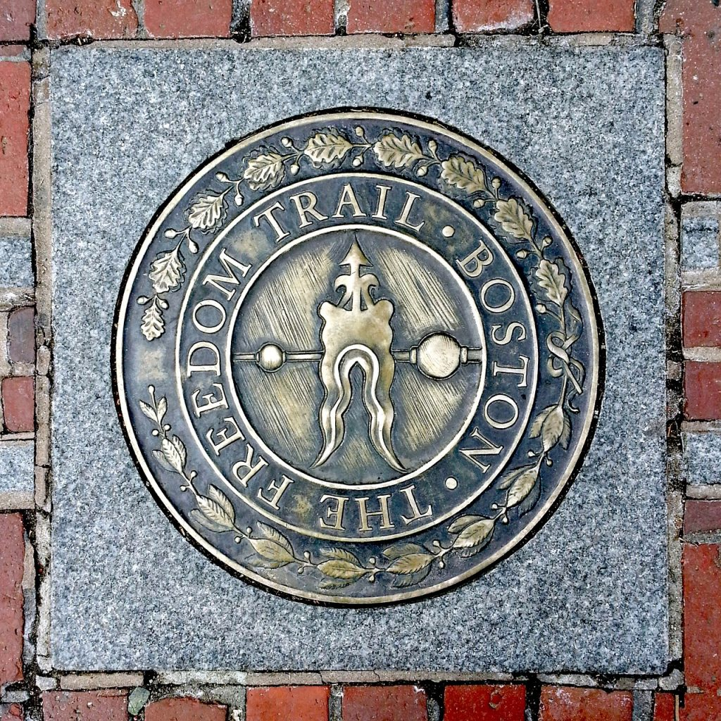 Boston Freedom Trail Historical Landmark