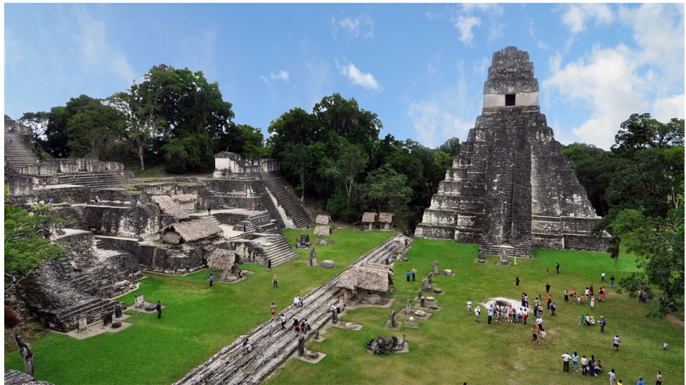 Cahal Pech was the royal residence of a ruling Mayan clan and now exists as the most popular and largest Mayan ruins in Belize