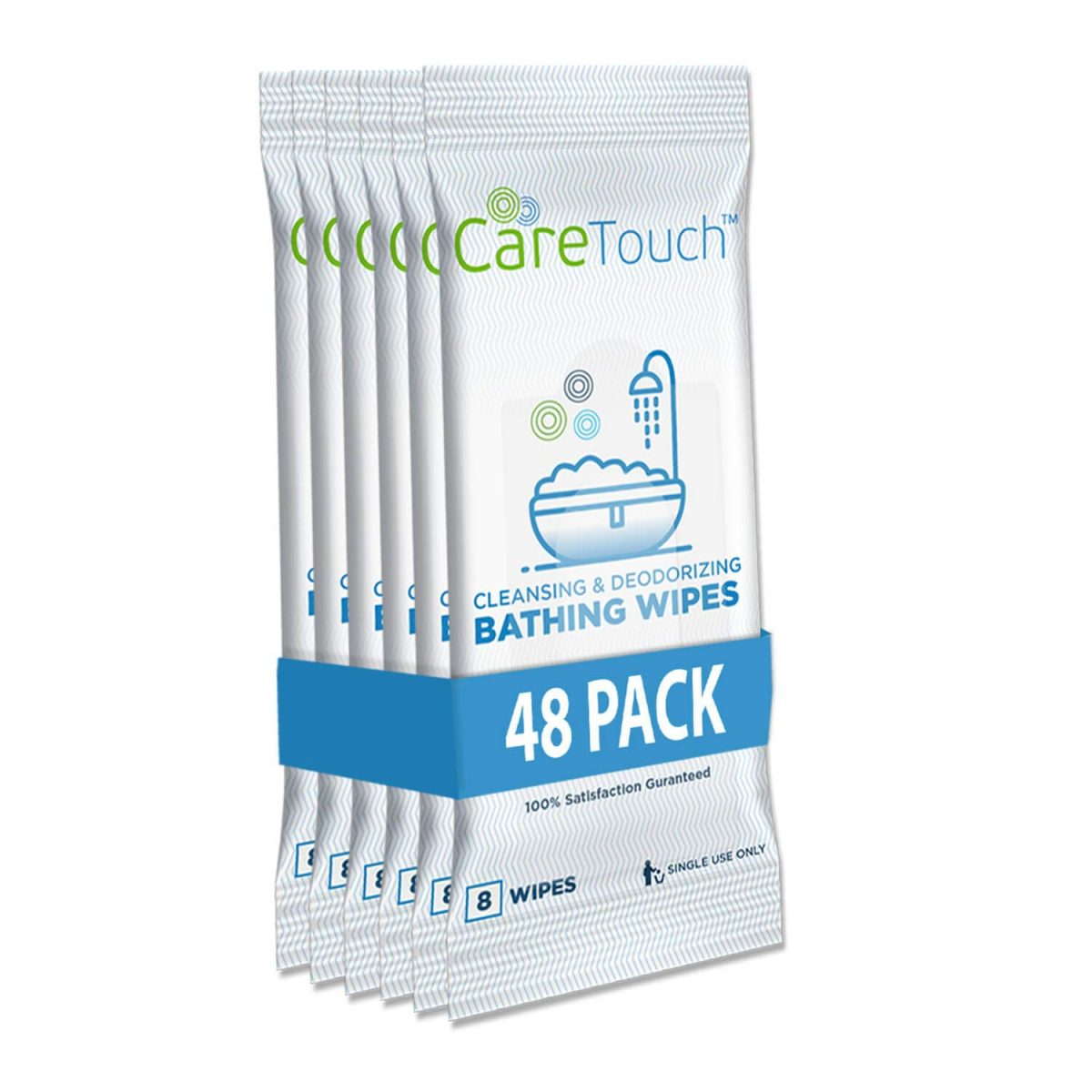 Care Touch Bathing Wipes
