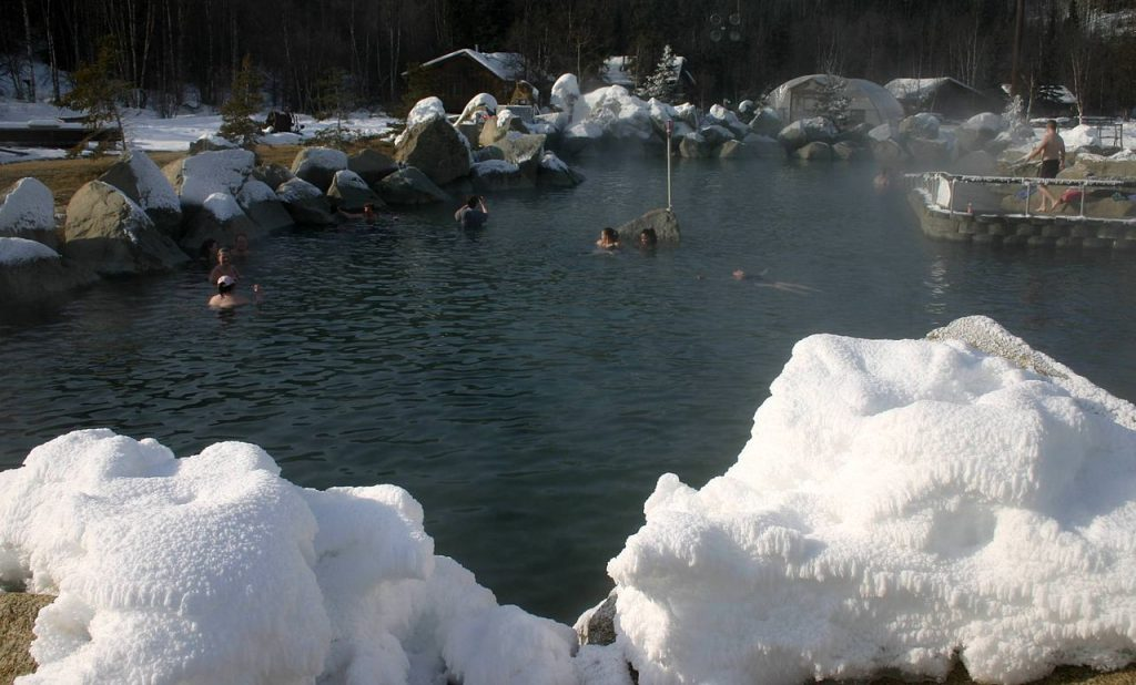 Chena Hot Springs, Alaska, Best Hot Springs U.S.