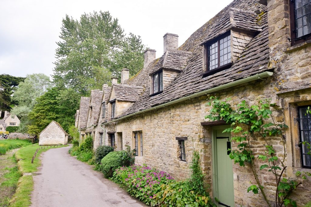 Lovely Cotswolds Village