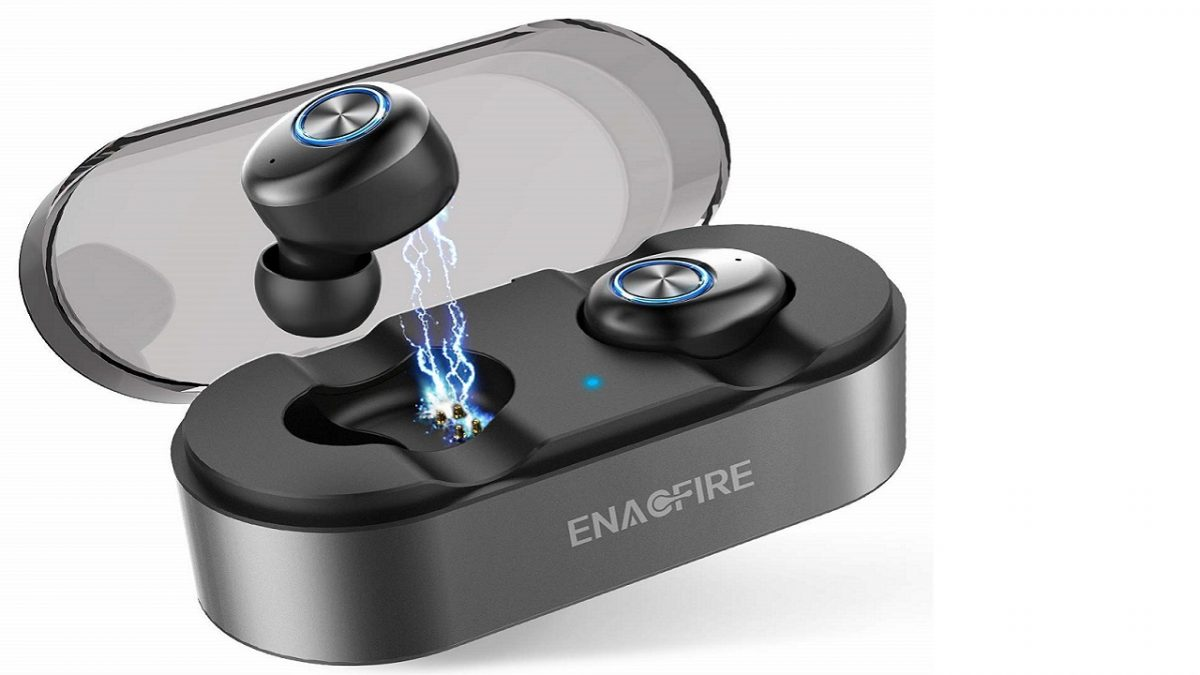 ENACFIRE Future Wireless Earbuds
