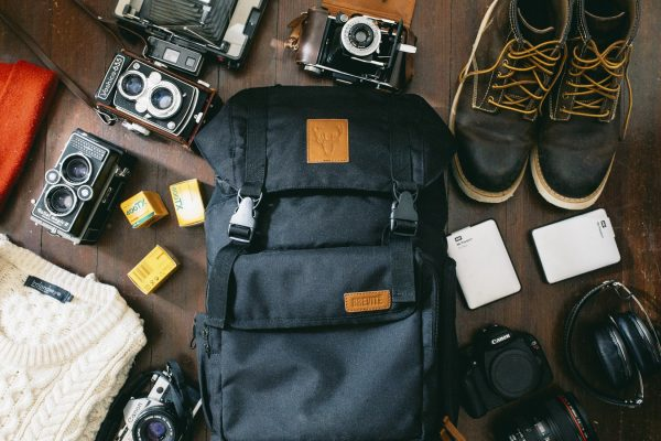 10 Must-Haves In Your Travel Bag