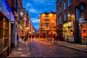 Besides having lots of drinking taverns, Dublin is one of the most beautiful cities in Ireland, teeming with rich culture and history