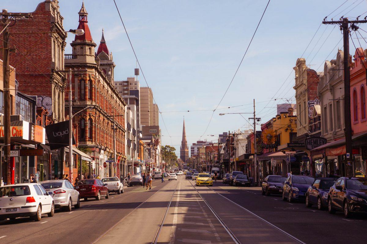 Fitzroy suburbs Melbourne, Australia