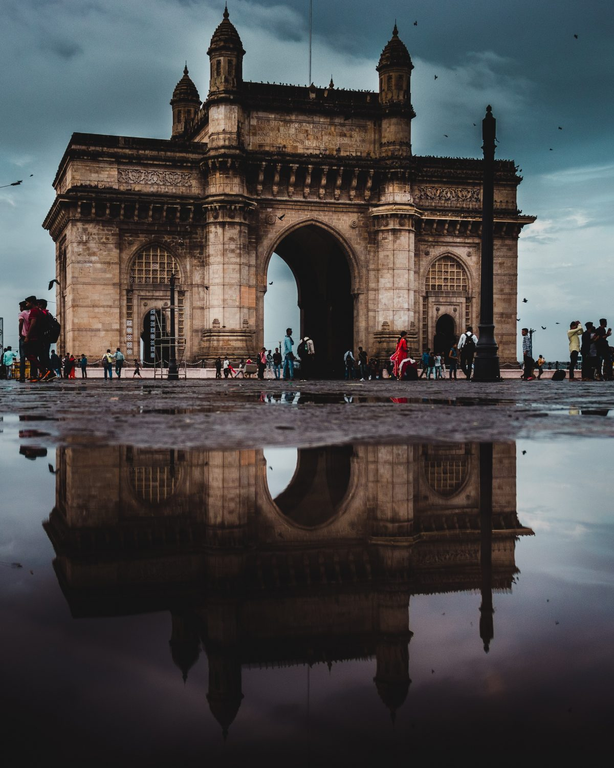 Mumbai's icon — The Gateway of India — is arguably the most visited attraction in the Indian city